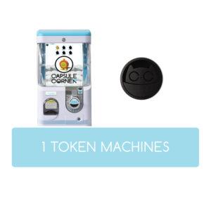 1 TOKEN Machines